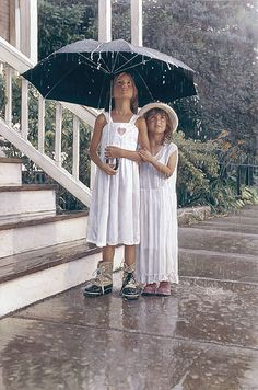 Steve Hanks - Shelter for the Heart I did this when I was a little girl!
