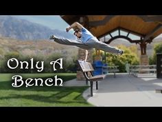 ▶️ Only a Bench - Simple Object Parkour Training - YouTube