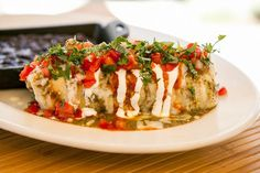 The Cheesecake Factory's Sunrise Fiesta Burrito contains 1,720 calories and 4,600 milligrams of sodium.