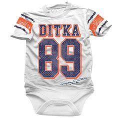 Ditka Kids Short Sleeved Jersey Onesie