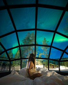 Hotels, Arctic Circle, Beautiful Places To Travel, Travel Aesthetic, Dream Vacations, Adventure Travel, Places To Visit, Instagram, Northern Lights Igloo