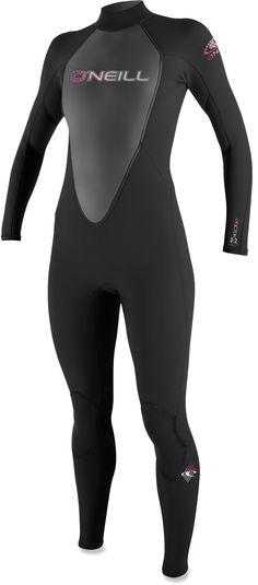 O'neill Female Reactor 3/2Mm Full Wetsuit - Women's