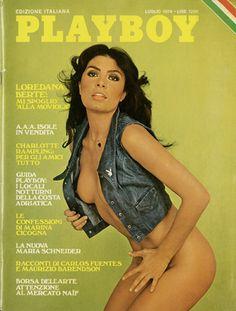 Loredana berte_copertina playboy