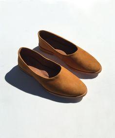 b47f221b775 Clarity Flats in Miel - Flats · Sock ShoesOxford ShoesDress ...