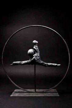 Sandrine Bouleau - Sculptures