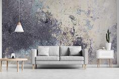 Gold Wall Decor, Eco Friendly Paper, Dream Studio, Wallpaper Paste, Gold Walls, Close To Home, New Room, Love Seat, Concrete