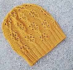 Ravelry: English Oak Hat pattern by Maggie Fangmann