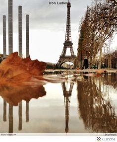 Eiffel Tower | Paris France                          learningfrenchspeak.com