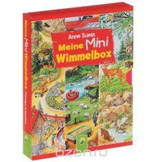 "Книга ""Meine Mini Wimmelbox (комплект из 3 книг)"" Anne Suess - купить книгу ISBN 978-3-86233-274-8 с доставкой по почте в интернет-магазине Ozon.ru"