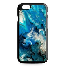 Abstract iPhone Heavy Duty Case