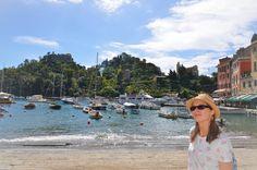 Travel, Italy, Portofino, Ligurian Coast, Spring, Sun, Culture, Europe, Nature, Sea, Blog, Hat, Sunglasses