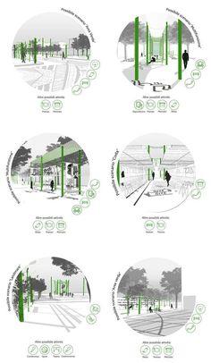 Urban Garden Toronto opposite Urban Garden Kitchen into Urban Landscape & Tree S. - Urban Garden Toronto opposite Urban Garden Kitchen into Urban Landscape & Tree S… – - and restorations Plan Concept Architecture, Model Architecture, Collage Architecture, Site Analysis Architecture, Landscape Architecture Design, Architecture Graphics, Sustainable Architecture, Architecture Portfolio, Architecture Diagrams