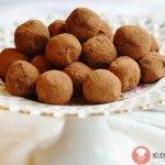 Čokoládové truffles - NajRecept.sk