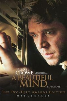 A Beautiful Mind stars Russell Crowe in an astonishing performance as brilliant…