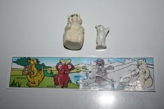 Kinder Ferrero Egg Toy K97 78 Great Condition Plus Paper BPZ   eBay