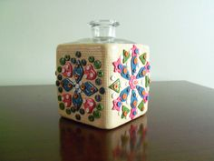 Reed Oil Diffuser Bottle polymer clay by FlowertownOriginals, $17.00