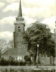 Church in Puttershoek (The Netherlands)