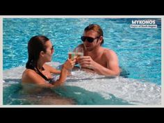 Mykonos Project 720p Greek Islands, Mykonos, World, Youtube, Projects, Greek Isles, Log Projects, The World, Youtubers