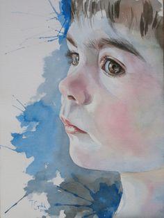 Watercolour - Tammy Capstick Artwork