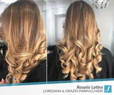 Degradé joelle blonde. Unico ed inimitabile! #degrade #cdj #loredanaeorazioparrucchieri #musthave #wellaprofessionals #madeinitaly #igers #ootd