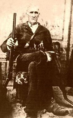William Alexander Anderson ''Bigfoot'' Wallace - Texas Ranger and Sheriff Texas Rangers Law Enforcement, Tx Rangers, Old West Photos, Cowboys And Indians, Cheyenne Indians, American Frontier, Texas History, Le Far West, Mountain Man