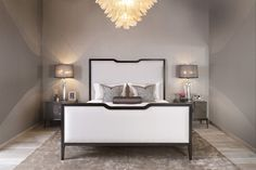 Albany - Beds & Headboards - The Sofa & Chair Company