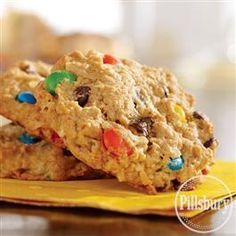 Quick Monster Cookies from Pillsbury® Baking