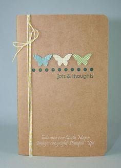 Cute notebook design!