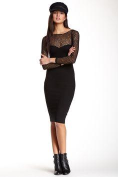 Belle Du Jour Dress by American Apparel on @HauteLook