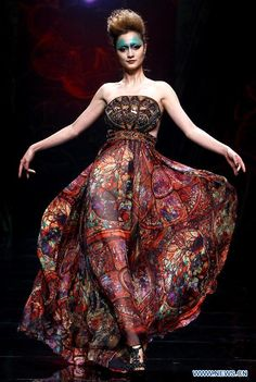 China Fashion Week A/W 2012-2013