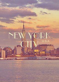 U.S.A || New York City