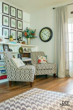 Creating a Reading NookDIY Show Off ™ – DIY Decorating and Home Improvement Blog