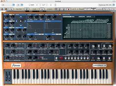 Vintage Synth Explorer | Arturia Prophet-V