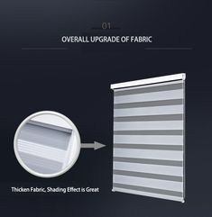The Printed Zebra Blinds No Drill Roller is the yin, to your yang. You've found what you're looking for. Printed Zebra Blinds No Drill Roller