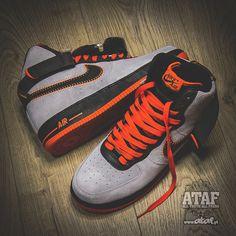 Nike Air Force 1 Hi CMF PRM QS 'Baltimore'