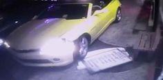 [DETALLES] El vehículo fue encontrado hoy en un almacén -...