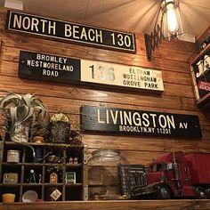 American Retro, Diy Interior, Interior Design, Cafe Shop, North Beach, Garage House, London Restaurants, New Room, Vintage Decor