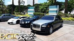 Book our luxury and exotic rental cars from South Beach Exotic Rentals at cheap rates >> #LuxuryCars #CarRentals #ExoticCars #SportsCars #USA