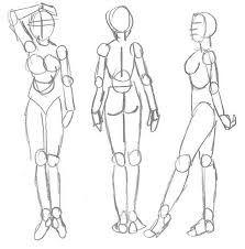 cuerpo humano anime - Buscar con Google
