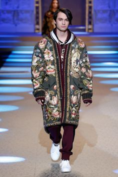 Dolce & Gabbana | Menswear - Autumn 2018 | Look 92
