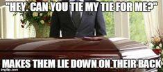35 More Hilarious Funeral Humor Memes