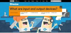 BBC Bitesize   What are input and output devices