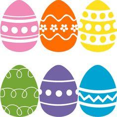 Burton Avenue: Freebie Friday - Easter Eggs