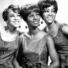 The Velvelettes. A Motown Girl Group that preceded The Marvelettes, The Vandellas or The Supremes. Their big hit was 'Needle in a Haystack' & 'Really Sayin' Something'.