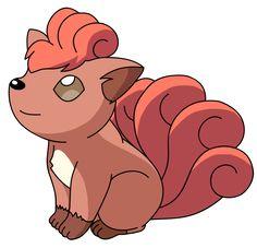 Vulpix(ロコン Rokon?) es un Pokémon de tipo fuego. http://hechosyvidas.blogspot.pe/2016/09/vulpix.html