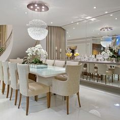 Questioning how to plan the absolute dining room? All the dining room thought that you need to your interior design project are on this board. Get a look and let you inspiring! See more clicking on the image.