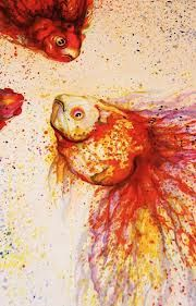 YingJie Chen color parrot - Google Search