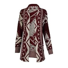 #Christmas Additional recommend Forever Womens Aztec Tribal Leopard And Heart Print Knitted Boyfriend Cardigan for Christmas Gifts Idea . Because Christmas  period ends within, it can be time to take into consideration just what present you will end up offering a special someone this season. Providing a great gift that has a loving resu...