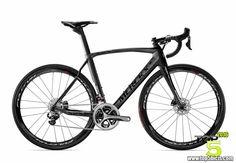 TOP 5 BICICLETAS DE CARRETERA: Eddy Merckx EM525, nuevo modelo para 2016
