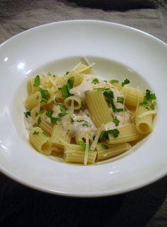 Rigatoni con cipolle | #pasta #zwiebeln #onions